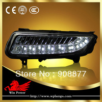 2011-2013 Polo LED daytime running light 8 LED DRL