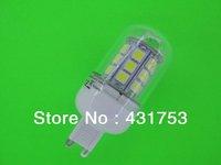 Sale Free Shipping 5PC G9  7W  LED 5050 Corn Light G9 5050 27 LED Bulb 200V-260V/AC Spot Light Warm White Light Lamp