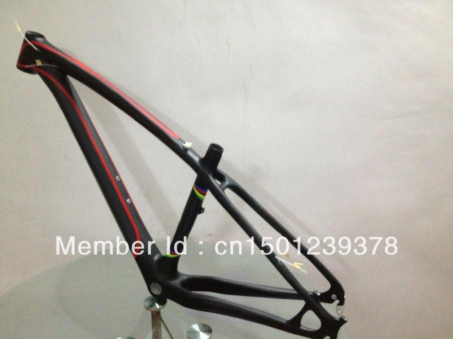 "Carbon MTB Frame,Carbon 29ER Mountain Bicycle Frame ,MTB Carbon Frame 18""(China (Mainland))"