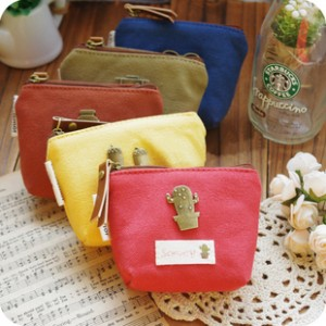 new 2013 creative home retro purse / key wallet women free shipping
