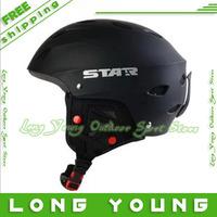 New 2013 fashion helmet ski senior skiing helmet snowboard helmet,free ship for gopro 3 2 hero 3+