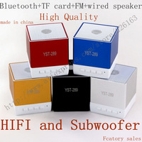 Free Shipping  High Quality Bluetooth Speaker  Mini speakers and  mobile phone tablet computer and PC Android Wireless speaker
