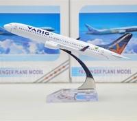 VIRIG BRAZILIAN AIRLINES,B737-800  ,16cm,metal airplane models,airplane model, airbus prototype machine