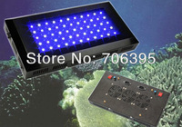 New Moonlight design dimmable 120W Led Aquarium Light,55x3w aquarium lighting led for coral and reef growth,Dropshipping