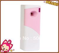 Automatic aerosol dispenser with LED, air freshener dispenser 50pcs/lot, Colors Perfume dispenser at fashionable design