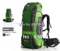 Leather Backpack Unisex Promotion Nylon 2014 Limited Mochila Mountaineering Bag Large Capacity Travel Hiking Outdoor Shipping