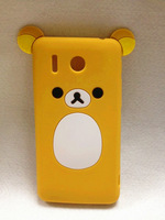 Hotsale Cute Easily bear Phone Case for Huawei G510 T8951 High Quality Cell Phone Case Silicone