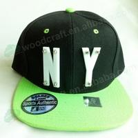 NY 3D letter hat Handmade crystal hiphop cap rivet hiphop hat baseball cap spike fitted cap snapbacks basketball caps