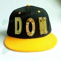 2013 Hot Hip hop Baseballs Cap Men Women Acrylic DOM Punk Cap