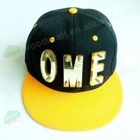 Hot Fashion Hip Hop Hat Spike Dance Hat Hiphop OME Cap Snapback Baseball Hat For Uniex