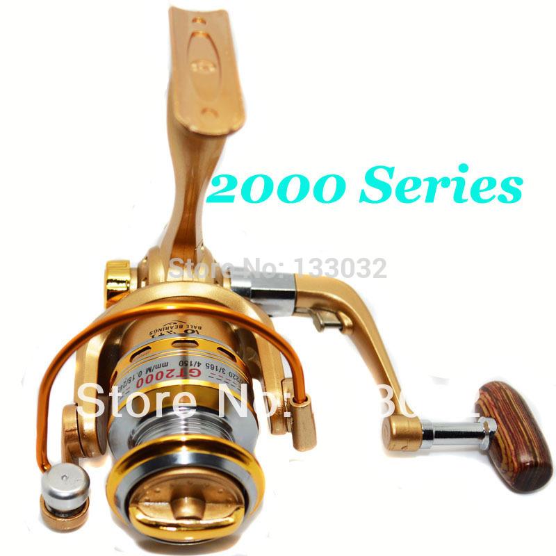Катушка для удочки Qunhai GT2000 reel pesca /Carp ST2000A