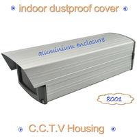 27.5cm Aluminum Alloy housing, enclosure, clover for CCTV Camera