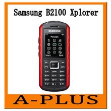 Original Samsung B2100 1.3MP  Unlocked Mobile Phone Free Shipping