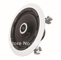 Home audio loudspeaker,In-ceiling speaker,8ohm stereo ceiling speaker, 5 inches,bathroom/kitchen audio speaker, in wall speaker