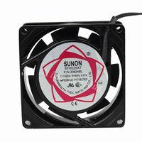 New 5pcs/set Ball 8CM 80MM 8025 80x80x25mm Axial Flow Cooling Fan 220V 240V AC cooler