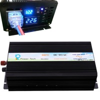 Reliable quality,guarantee for one year__800w power inverter,off-grid pure sine wave inverter  dc to ac solar inverter