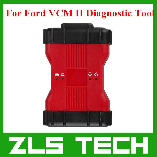2014 New Arrivals Best Quality For Ford VCM II VCM 2 Multi-Language Diagnostic Tool IDS V86