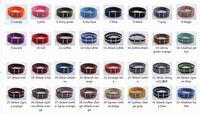 18MM Nylon Watch band watch strap colorful fashion wach band 32 color  10pcs