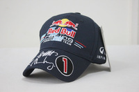Wholesale GP MOTO F1 racing car logo caps , outdoor black/blue  cotton sun caps for men/women  free shipping