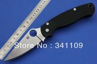HK Free shipping New Hot Sale  Millitary C81  folding Knife