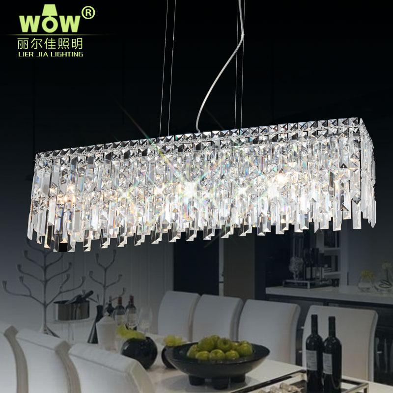 creativo soffitto Bar : ... cristallo creativo personalit? di bar ristorante lampade di cristallo