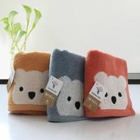 Free Shipping Children 100% Cotton Face Towels Hand Towels Salon Towels 60x30cm Wholesale HT201324