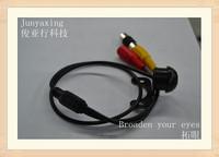 Free shipping AV 3 Mega-pixels HD mini endoscope camera,car rearview system ,Car rearview camera,back car camera