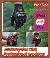 Free shipping Pro biker motorcycle racing glove tactical motorcross dirt bike bicycle full finger glove man women gloves