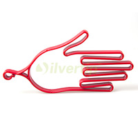 Free Shipping Outdoor Sport Golfer Durable Golf Hanging Gloves Keeper Stretcher Hanger