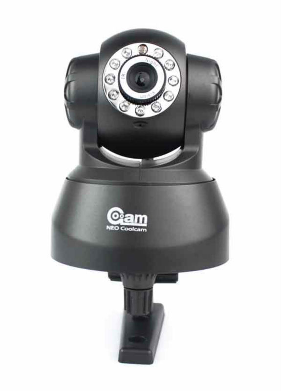 Wireless IP Camera F2098A P2P Dual Audio IR Night Vision Pan/Tilt Speed Monitor(China (Mainland))