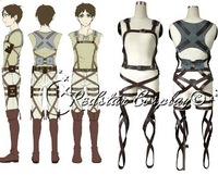 Attack on Titan Shingeki no Kyojin New Belts and harness Cosplay Straps Gift