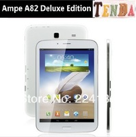 7.85 inch AMPE A82 IPS 1024*768 Android 4.2 Jelly Bean Dual Core 1.3GHz 3G phone call WiFi bluetooth GPS Dual Cameras Tablet PC