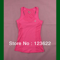 women running shirt quick dry vest elasticity sport singlet for women