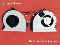 Original new  Laptop cpu cooling cooler fan for Asus X53S A43 K53S A53S K53SJ K43 X43 X43S X43SC fan P/N:KSB06105HB