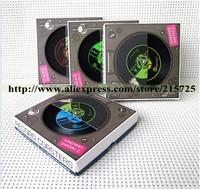 Fashion Creative retro Vinyl discs Record coasters nostalgia non-slip heat insulation cup mat pad gift innovative items 10pcs