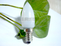 LED Candle Light Bulb Energy Saving Lamp E14 3W LED Crystal Light 1W LED Corn Light Pull Wealth Candle Bulb