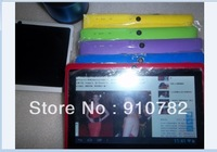 "q88 dual camera 7"" Allwinner A13 Q88 tablet pc android 4.0 1.2GHz RAM DDR3 512MB ROM 4GB Dual Camera Freeshipping"