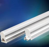 LED T5 Tube 220V 9W/ 600mm/ Linkable /No Dark Zone /Under Cabinet / Kitchen/ Showcase Lighting Fixture For Home 4PCS/LOT