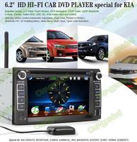 KIA Sportage 2004- 2010 GPS Navigation DVD Player ,TV,Multimedia Video Player system+Free GPS map+Free camera+ Free shipping