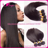Beyo hair products brazilian straight hair ,cheap brazilian virgin hair straight mix 8-30'' human hair 3 pcs lot  grade 5A