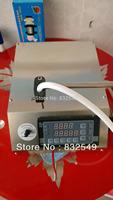 Numerical control liquid filling machine on the English control panel