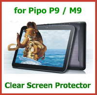 "3pcs Clear Screen Protector Protective Film for Pipo P9 / M9 3G / M9 Pro 3G  10.1"" Tablet PC Size 244x169mm No Retail Package"