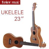 Kaka 23'' Mahogany Concert Ukelele 4 String Rosewood Fingerboard Acoustic Musical Instrument Ukulele