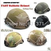 Ops-core fast helmet ballistic helmet tactical helmet( BK,TAN,FG,AOR1,MC)