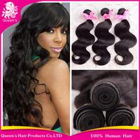 queen  hair products peruvian hair extension mixed length peruvian body wave bundles2pcs lot human hair weave wavy free shipping