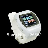 Free shipping Watch Phone MQ007 1.5 inch touch screen quad band ,Smart watch, Bluetooth, MP4, 130-megapixel camera