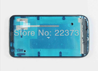 For Samsung Hercules T989 Galaxy S II S2 Front bezel frame cover Housing with adhesive grade A good quality