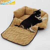 Dog Sofa Pet/Cat Soft Warm Pet Funny Bed Dog Cushion Puppy Sofa 3 Ways Use High Quality Dog house Kennel