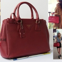 Elegant Cow Leather Women Handbag Women Messenger Bag Famous Brands High Quality Bolsas Femininas Tote MBL2012SS