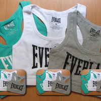Everlast super fashion Y style short tops sports vest